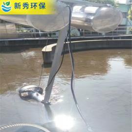 兰江浮筒式潜水搅拌机