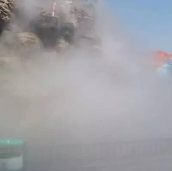 舞台剧院人造雾造景喷雾设备