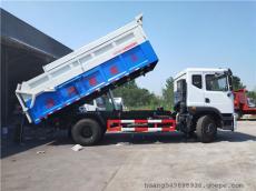 载重12吨12立方污泥运输车/12吨自卸污泥转运车