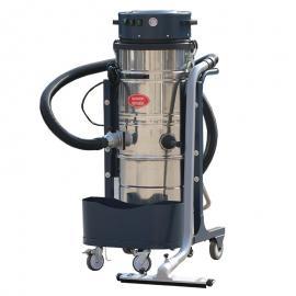 德克威诺3600W单相电工业吸尘器用于石材厂电镀车间吸粉末颗粒铁屑焊渣DK3610