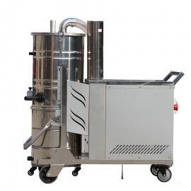 钢结构车间用大型吸尘器不锈钢集尘桶车间打扫卫生用吸尘设备