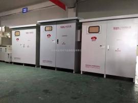 金晟隧道施工专用升压增压稳压器 中铁中交400KW500KVA隧道升压器