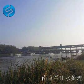 黑臭河增氧喷泉曝气机 TQB-ZH1500
