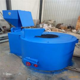 再生资源工业炉 生物质颗粒熔铝炉 制作商