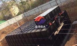 地埋箱泵一体化设备使用及保养