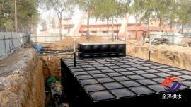 地埋式螺栓连接装配式消防水箱