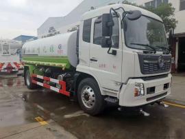 15方国六东风天锦洒水车 15吨绿化喷洒车