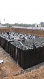 抗浮式箱泵一体化供水设备自动化运行