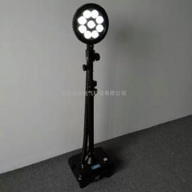 轻便式升降泛光工作灯灯头调整GAD510LED光源