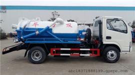 无污染养殖场10方粪污粪便运输车-10吨粪池沼液抽渣车