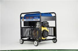 250A柴油发电电焊一体机