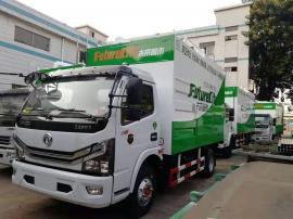 全自动化高效环保真空吸污车,环保吸粪车