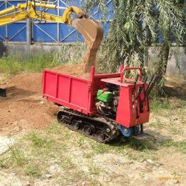 小推手扶履带运输车XT-650 农田果园运输