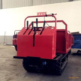 小推XT-850 手扶履带运输车 小型履带车 山地运输车