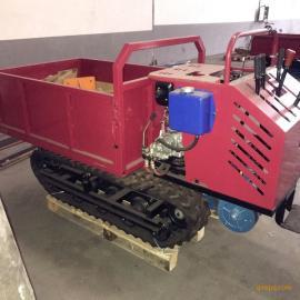 小推履带运输车直供 XT-850 手扶式履带搬运车