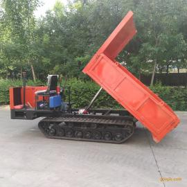 小推XT-3T履带运输车 履带拖拉机 小型工程履带运输车