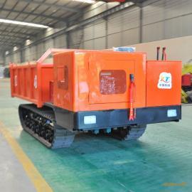 小推XT-5T履带爬山机 5吨履带运输车