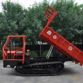 履带运输车 小推XT-8T 工程履带运输车