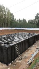 抗浮式箱泵一体化恒压给水设备安装要求