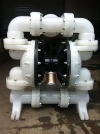 QBY-50型工程塑料气动隔膜 无堵塞气动隔膜泵