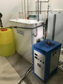电解法次氯酸钠发生器全自动自来水消毒设备水厂农村饮用水消毒