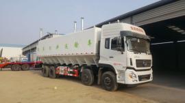 散装饲料罐体定制东风多利卡8吨散装饲料车