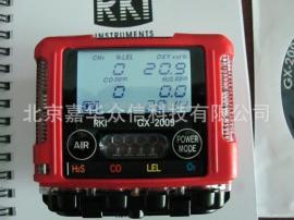 日本理研GX-2009A 扩散式四合一气体检测仪