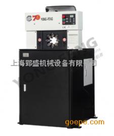 郢盛Y160型扣压机 数控缩管机 Y120压管机