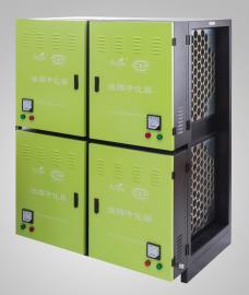 奥洁uv光解复合式油烟净化器 低空排放异味烟净化器