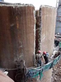 150米烟囱拆除公司