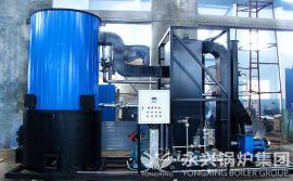 60万千卡导热油锅炉 立式60万千卡导热油炉