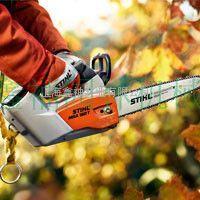 斯蒂尔MAS160T电链锯 园林果树伐木锯 充电式伐木修枝锯