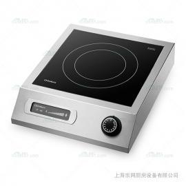 商用电磁炉Hatco IRNG-PC1-36主菜黑色高功率的台面感应/炊具