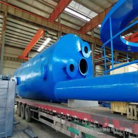 首阳春晖耐火材料炉高温油烟用静电除尘器和电捕焦油器的工作原理SY-30000