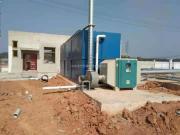 润创小型洗衣房洗涤污水处理设备