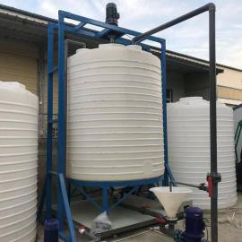 8吨PE水箱加厚塑料储罐