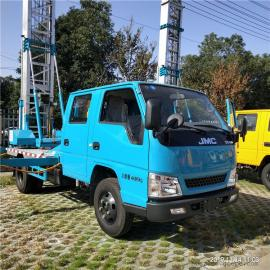 江铃高空作业车12米16米18米云梯车厂家