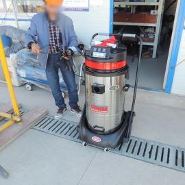 ��g地面用工�I吸�m器食品�S��S地面用220V吸�m器3600W吸油�C