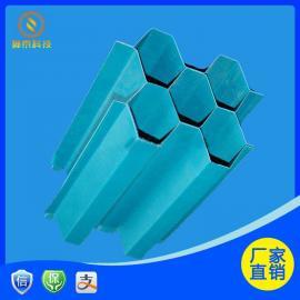 ST 聚丙烯PP环保水处理斜管填料 φ35φ50φ80