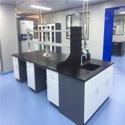 学校实验室操作台定做 实验台 边台 实验中央台定做