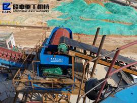 石粉水洗沙机械 大型水洗沙机械设备