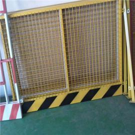莱邦建筑安全网 护栏基坑防护网 1.2米黄色围栏网