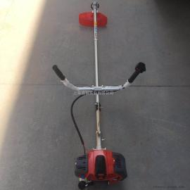 叶红侧挂式割草机DSH4000二冲程割灌机园林草地打草机除草机