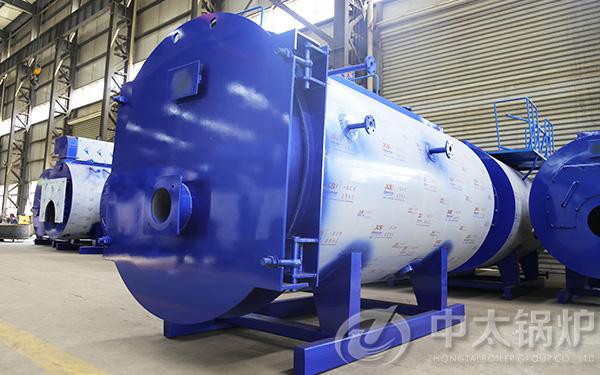 1吨天然气蒸汽锅炉