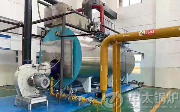 制药工业天然气锅炉