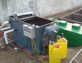 溶气气浮机固液分离油水分离