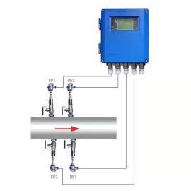 水资源计量双声道插入式超声波流量计