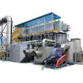 车间废气处理系统 工业废气治理解决方案