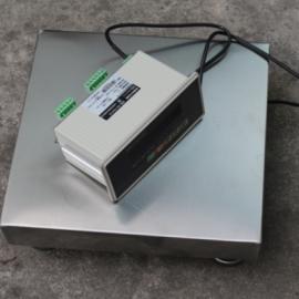 0-10V输出电子台秤,150公斤带控制电子秤