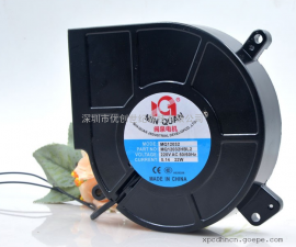 闽泉 MQ12032HBL2 12032 220V 22W 消毒柜 离心鼓风机 风扇 12CM